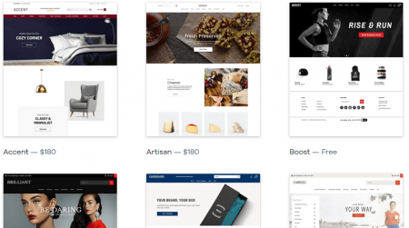 volusion online store themes