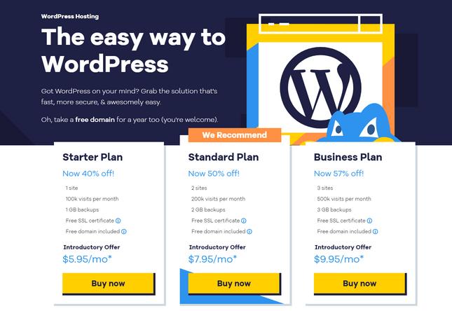 how to install wordpress with hostgator wordpress plans