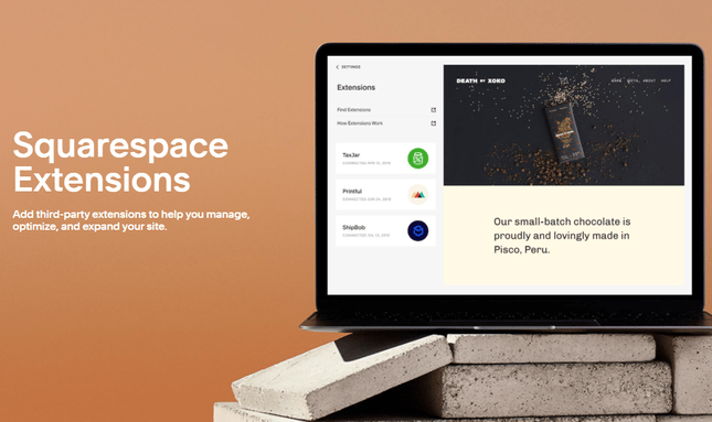 squarespace additional tools