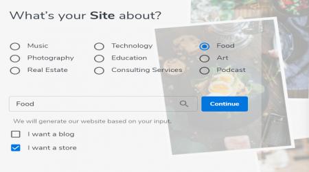 constant contact website design