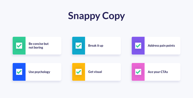 Snappy-Copy Checklist