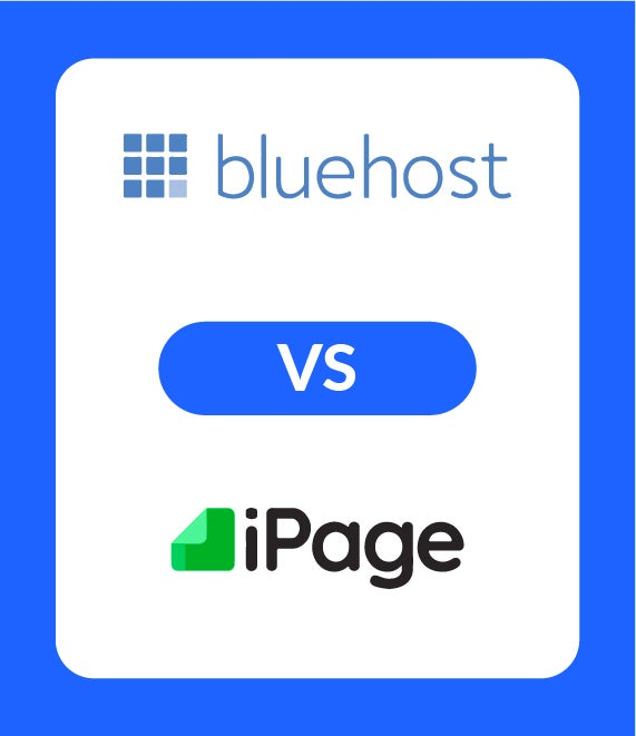 bluehost vs ipage featured image