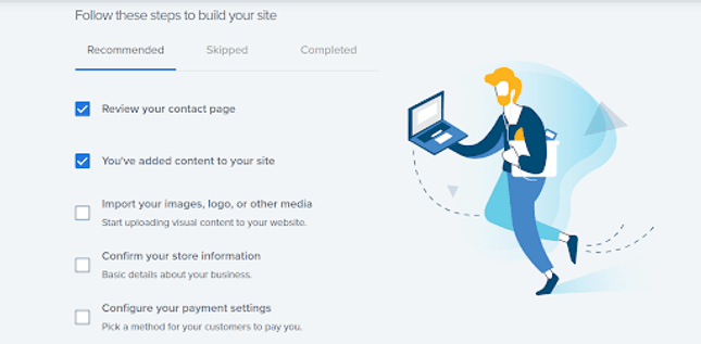 bluehost help for beginners