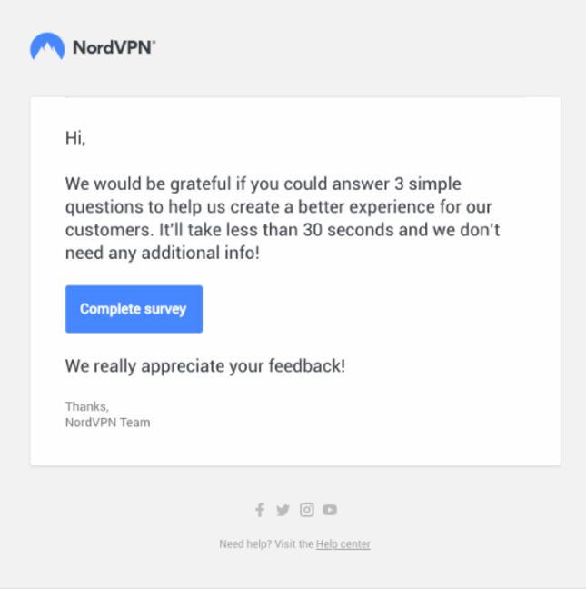 NordVPN Review Example