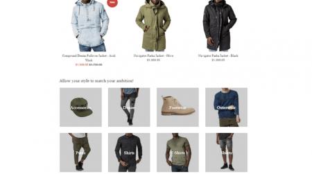 shopify simple theme