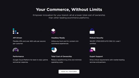bigcommerce enterprise features