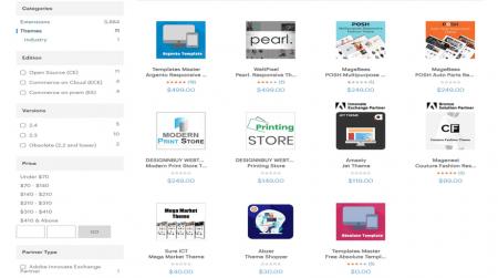 magento enterprise marketplace themes