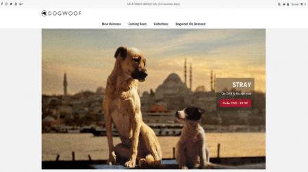 squarespace enterprise dogwoof