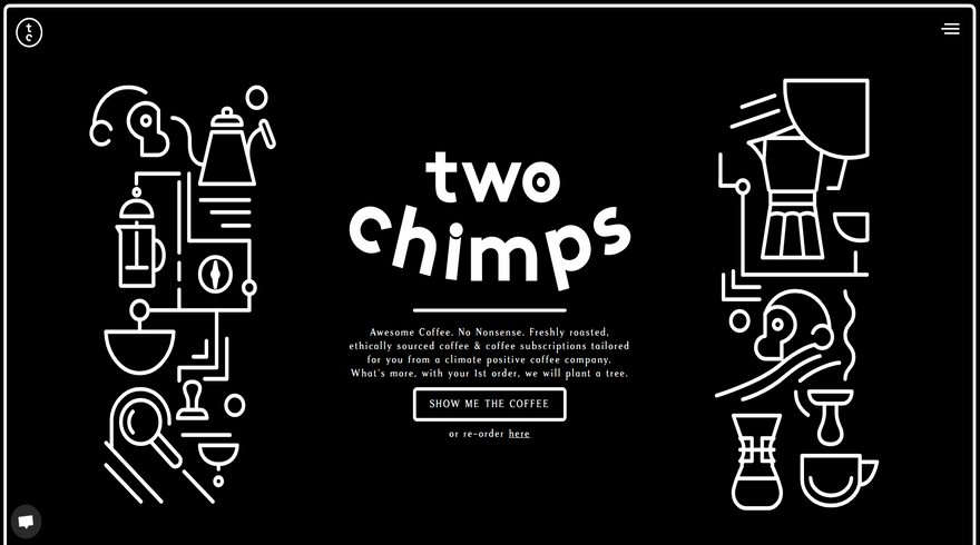 woocommerce ecommerce software two chimps coffee
