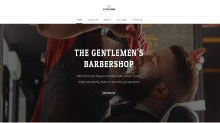 weebly best business theme southcorner home