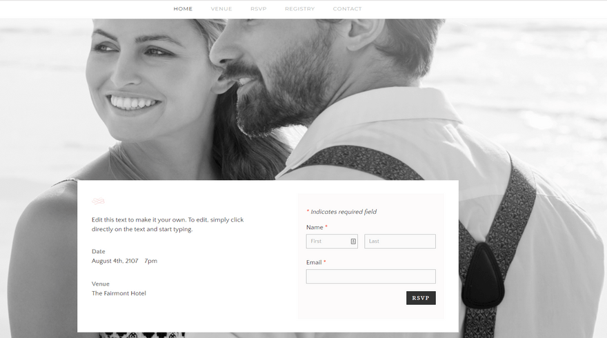 weebly events theme john and maggy rsvp 1