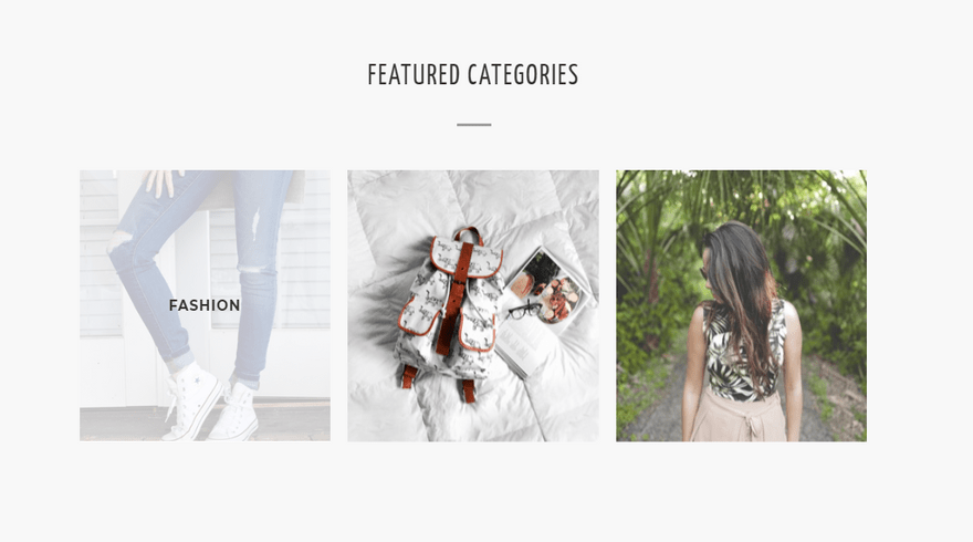 weebly blog template lily and rue categories