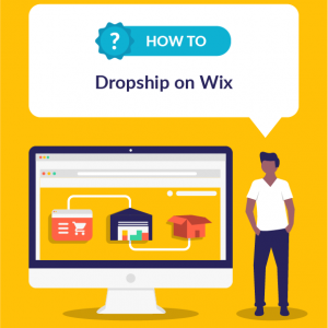 How To Dropship On Wix Featured Image WBE