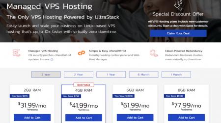inmotion vps hosting cpanel