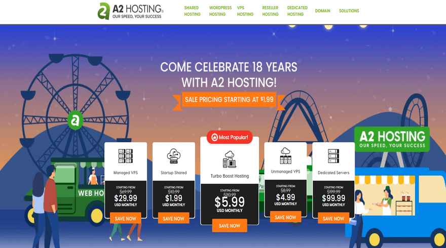 a2 hosting best cpanel home