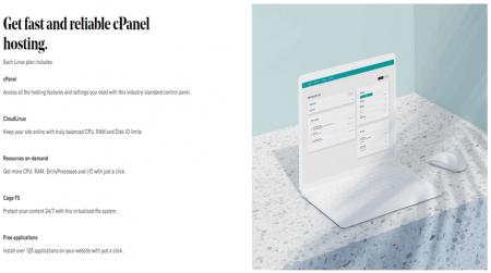 godaddy cpanel hosting details