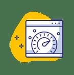 site speed icon