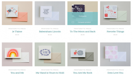 bigcommerce gifts bespoke cool product page