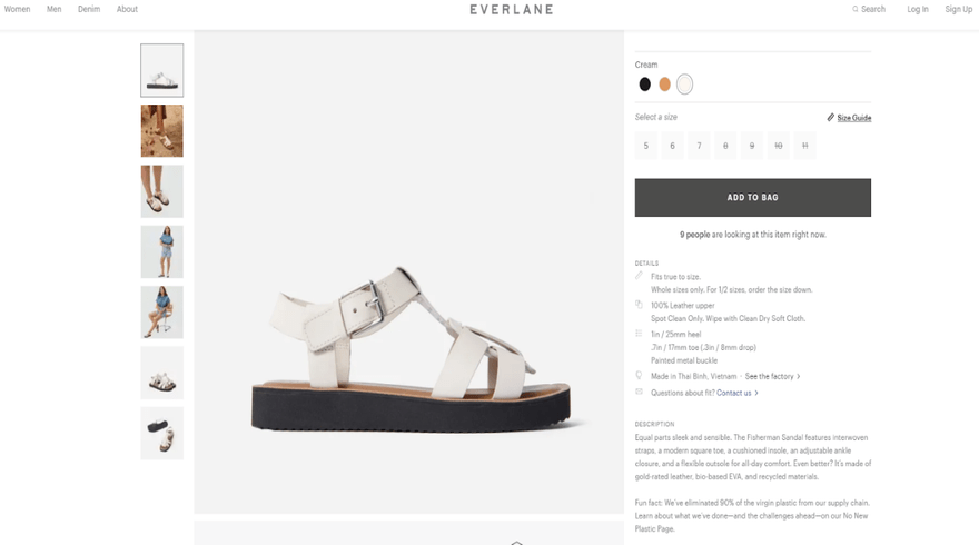 Everlane Products