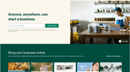 shopify best ecommerce platform for large businesses