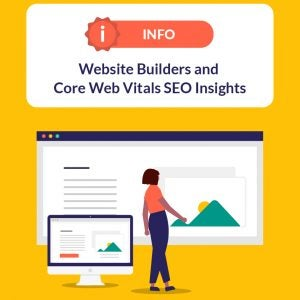 website builders and core web vitals