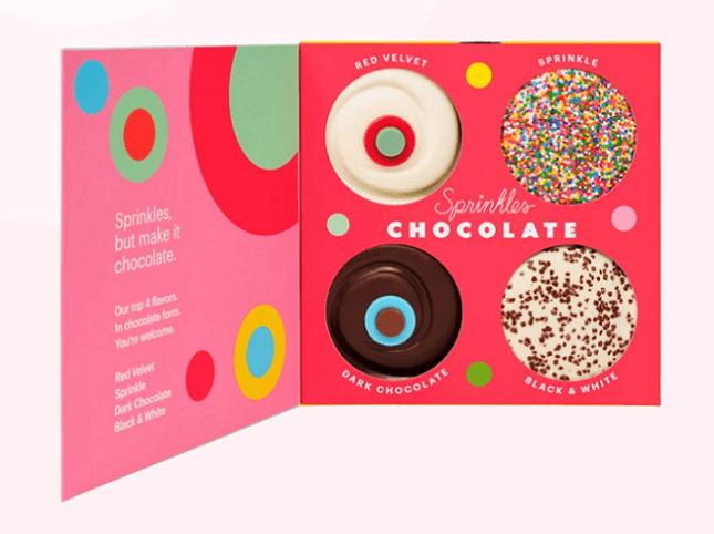 sprinkles cupcakes packaging