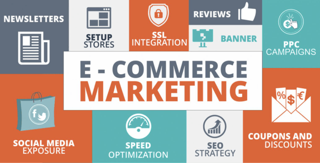 Marketing strategies for an online store