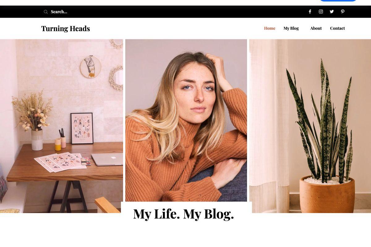 Wix Fashion Blog