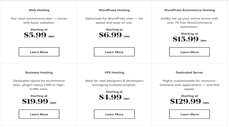 GoDaddy Pricing