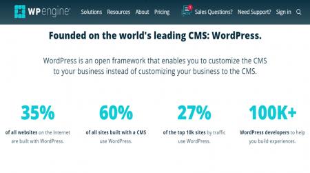 WPEngine WordPress