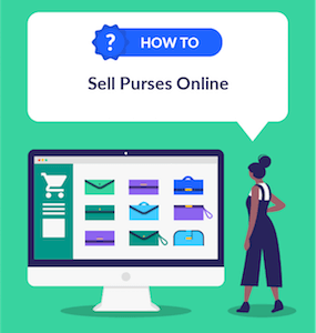 How to Sell Purses Online featured image