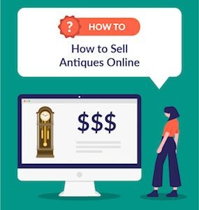 How to Sell Antiques Online featured image