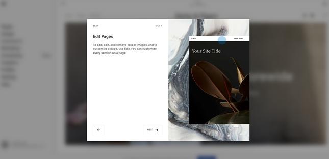 Squarespace Editor Guide