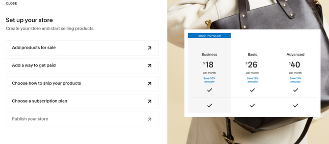 Squarespace Commerce Guide
