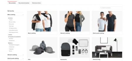 Printful Select Product