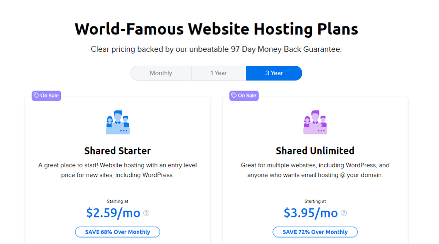 dreamhost student shared hosting