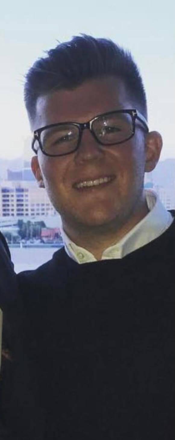 Ben Wallington headshot