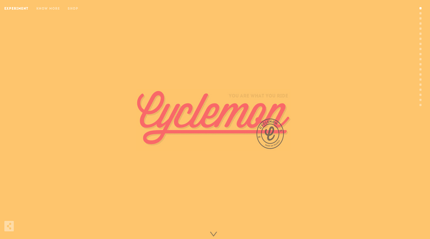 cyclemon color background example